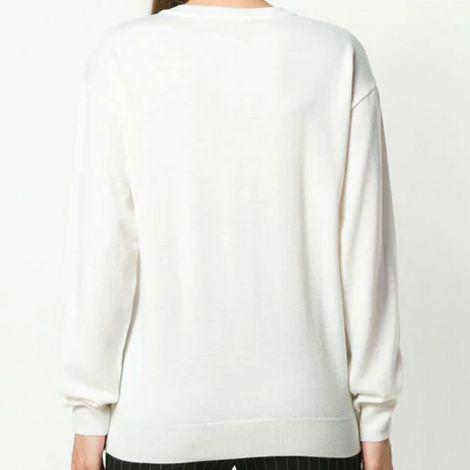 Moschino Sweatshirt Toy Bear Beyaz #Moschino #Sweatshirt #MoschinoSweatshirt #Kadın #MoschinoToy Bear #Toy Bear