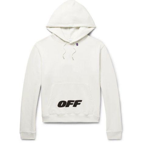Off White Sweatshirt Fleece Beyaz #OffWhite #Sweatshirt #OffWhiteSweatshirt #Erkek #OffWhiteFleece #Fleece