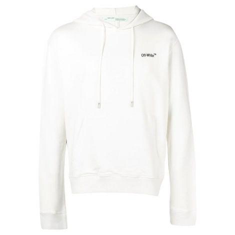 Off White Sweatshirt Contrast Beyaz #OffWhite #Sweatshirt #OffWhiteSweatshirt #Erkek #OffWhiteContrast #Contrast