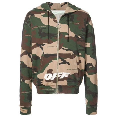 Off White Sweatshirt Camouflage Kamuflaj #OffWhite #Sweatshirt #OffWhiteSweatshirt #Erkek #OffWhiteCamouflage #Camouflage