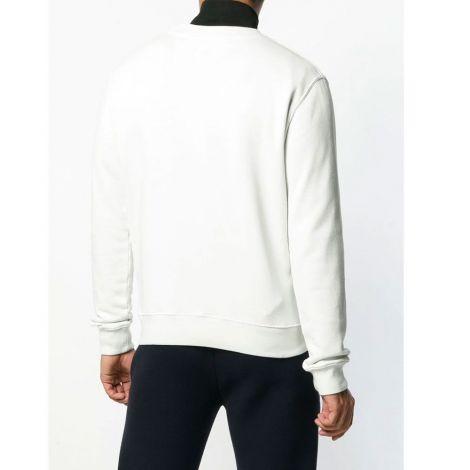 Off White Sweatshirt Logo Beyaz #OffWhite #Sweatshirt #OffWhiteSweatshirt #Erkek #OffWhiteLogo #Logo