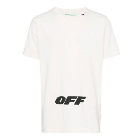 Off White Tişört Wing Beyaz #OffWhite #Tişört #OffWhiteTişört #Erkek #OffWhiteWing #Wing
