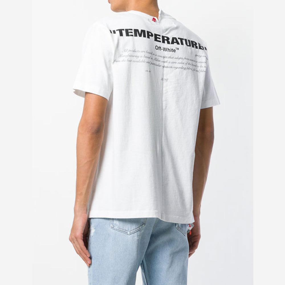 Off White Logo Tişört Beyaz - 11 #Off White #OffWhiteLogo #Tişört - 2