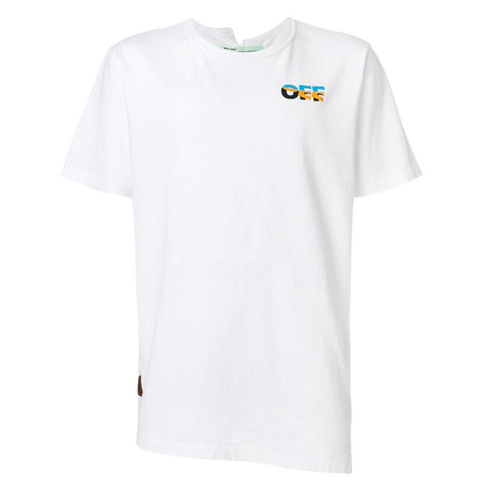 Off White Logo Tişört Beyaz - 12 #Off White #OffWhiteLogo #Tişört