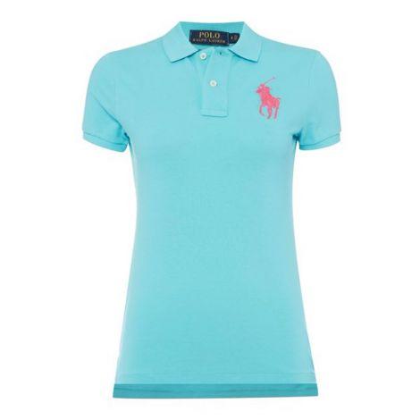 Ralph Lauren Polo Tişört Turkuaz #RalphLaurenPolo #Tişört #RalphLaurenPoloTişört #Kadın #RalphLaurenPoloPolo #Polo