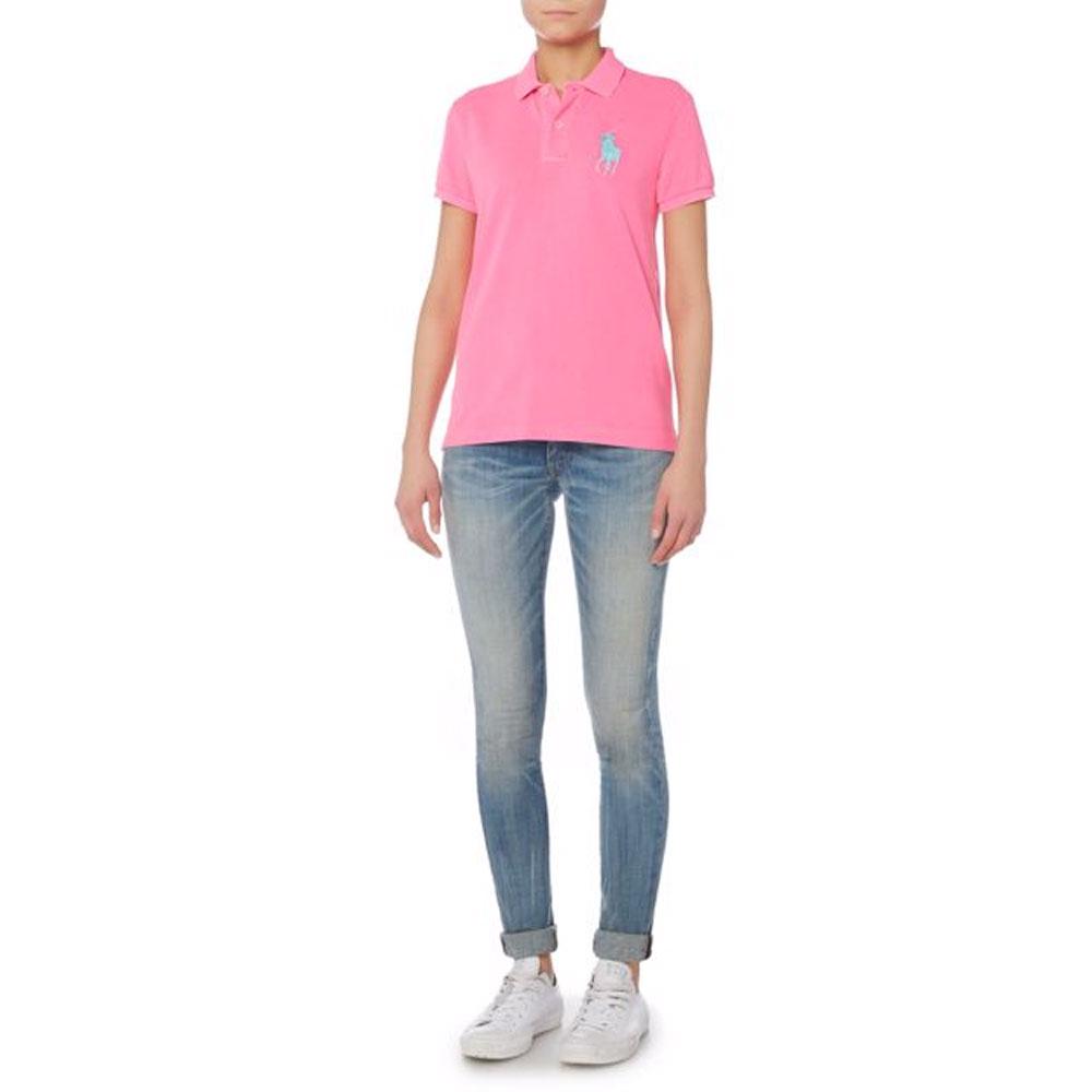 Ralph Lauren Polo Tişört Pembe - 12 # | Maslak Outlet #RalphLaurenPolo #Tişört - 2