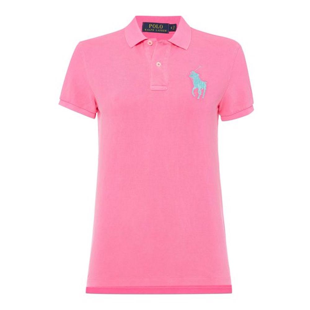 Ralph Lauren Polo Tişört Pembe - 12 # | Maslak Outlet #RalphLaurenPolo #Tişört