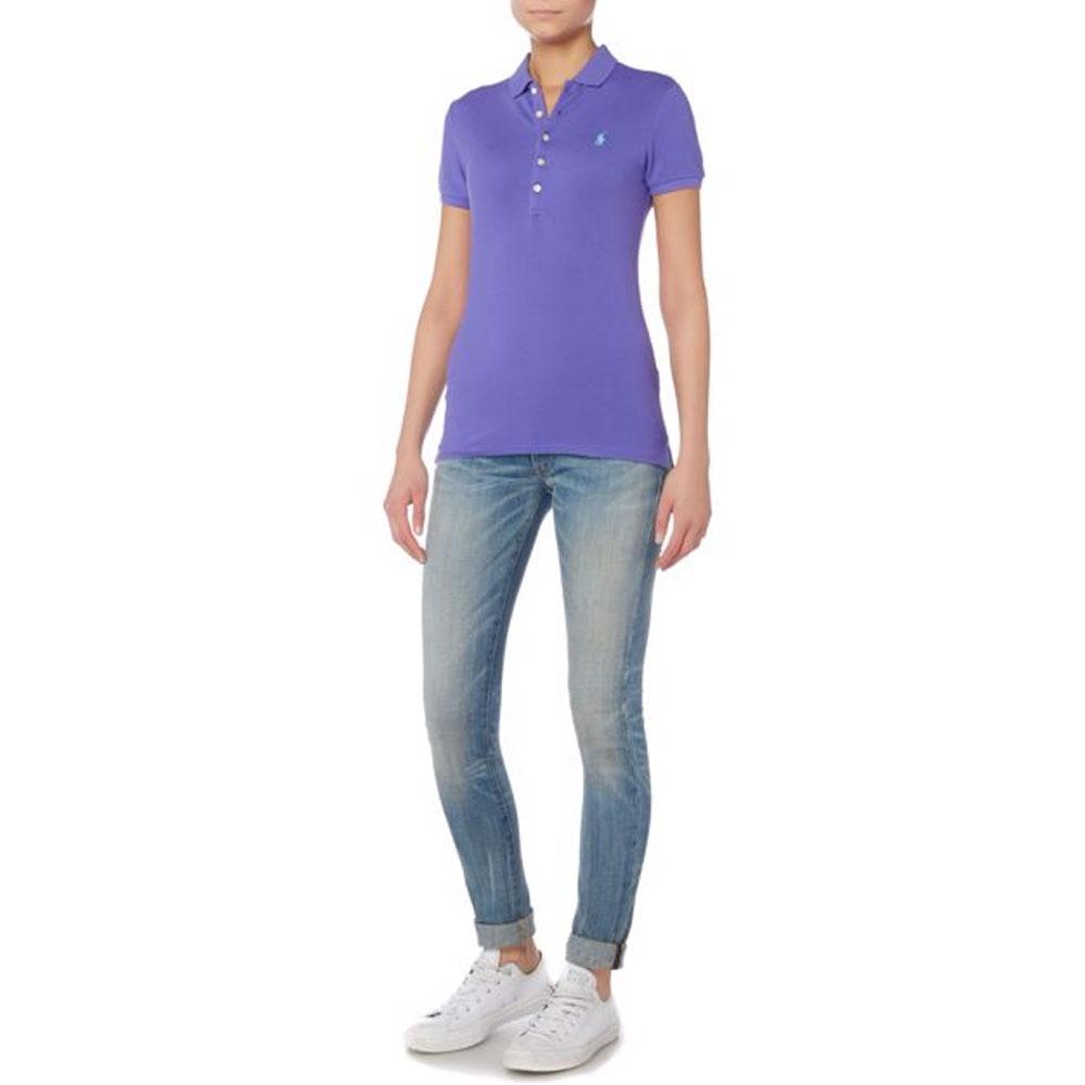 Ralph Lauren Polo Tişört Mor - 7 # | Maslak Outlet #RalphLaurenPolo #Tişört - 2