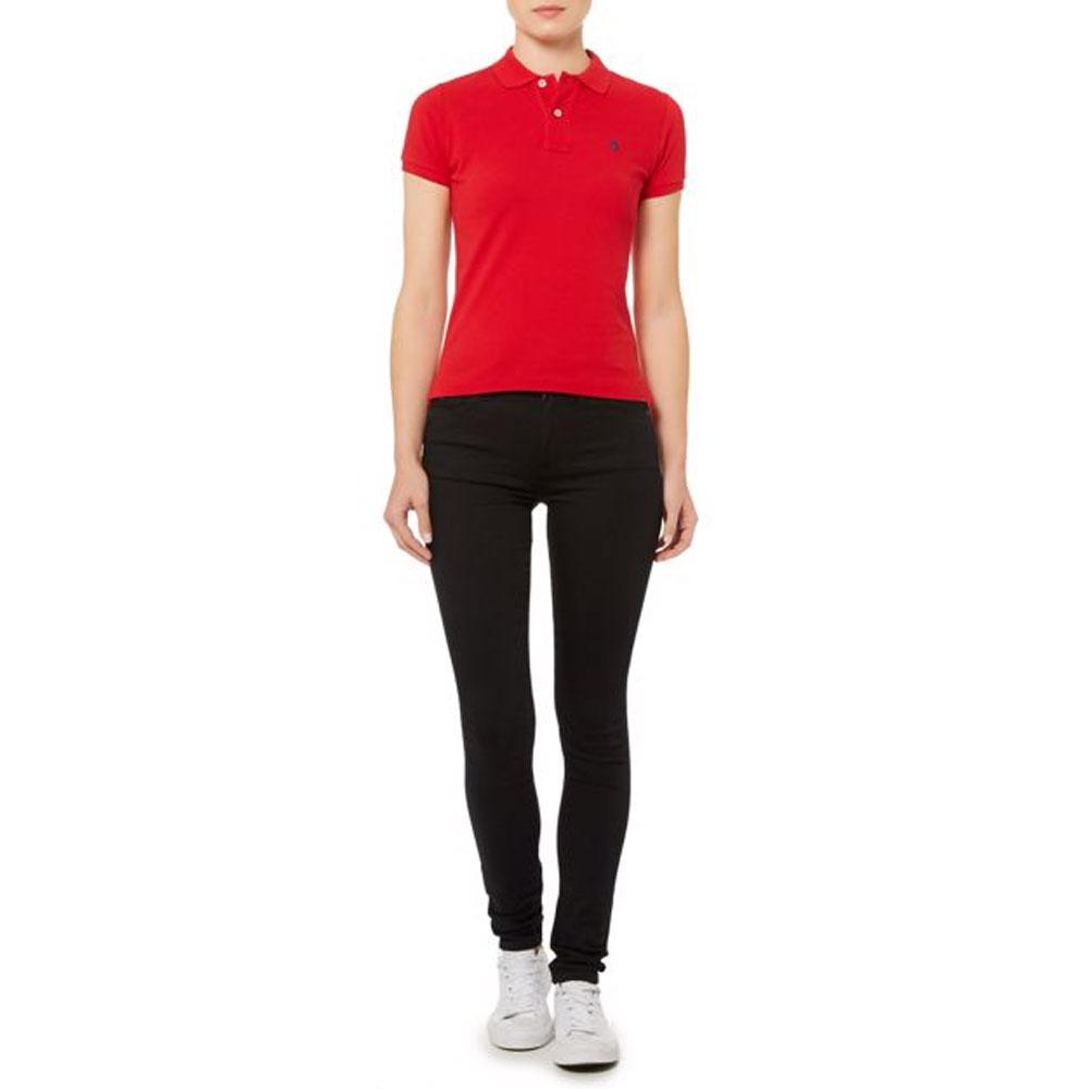 Ralph Lauren Polo Tişört Kırmızı - 1 # | Maslak Outlet #RalphLaurenPolo #Tişört - 2