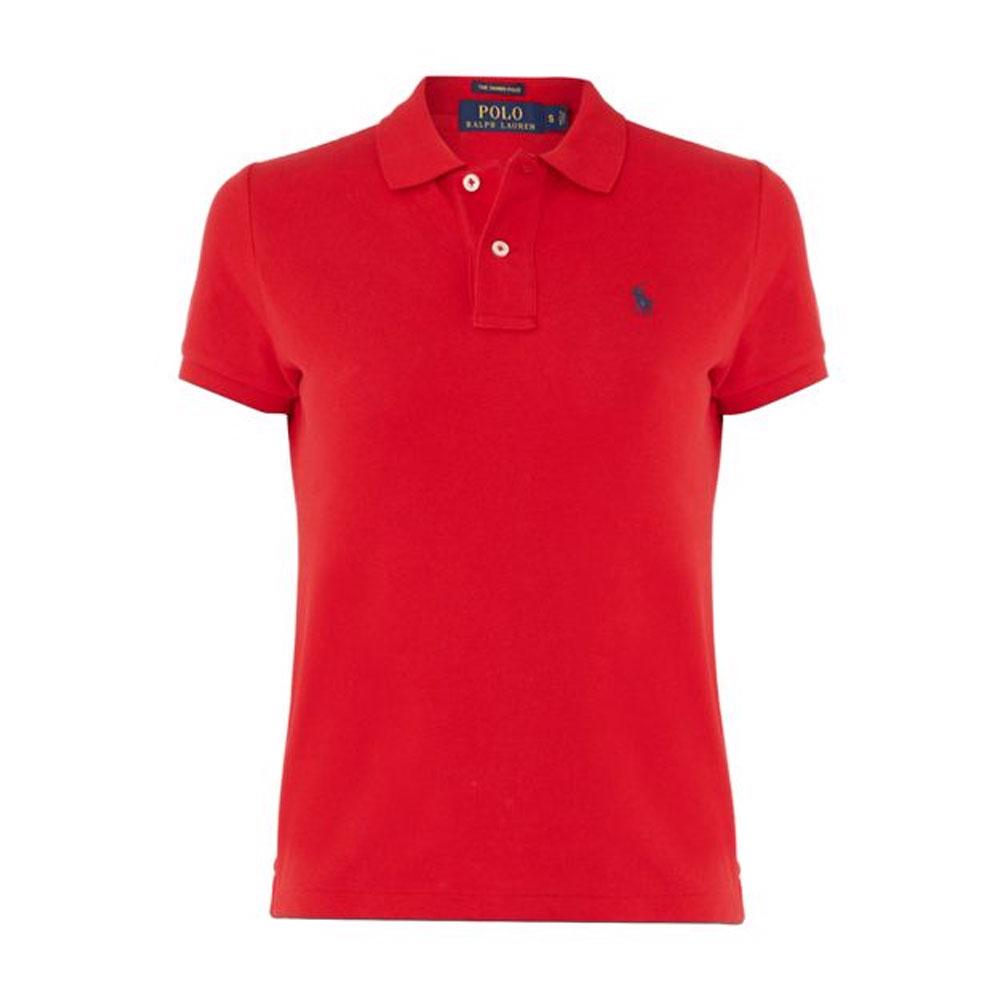 Ralph Lauren Polo Tişört Kırmızı - 1 # | Maslak Outlet #RalphLaurenPolo #Tişört