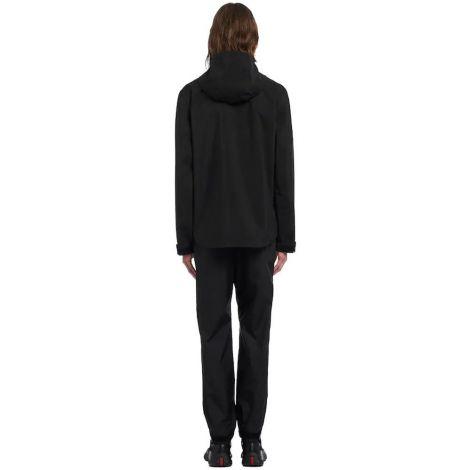 Prada Mont Active Siyah - Prada Active Nylon Jacket Mont Yagmurluk Erkek Siyah