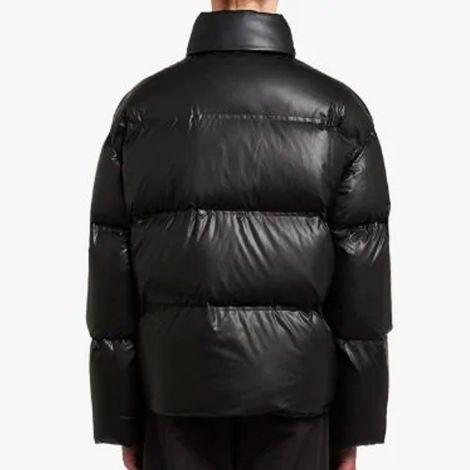 Prada Mont Puffer Siyah - Prada Mont Erkek Puffer Jacket Siyah