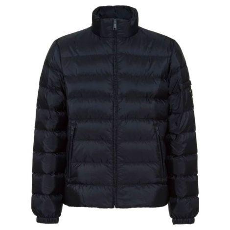 Prada Mont Feather Lacivert - Prada Mont Feather Nylon Puffer Jacket Lacivert