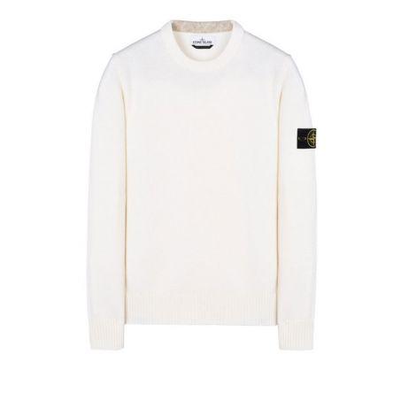 Stone Island Sweatshirt Crewneck Beyaz #StoneIsland #Sweatshirt #StoneIslandSweatshirt #Erkek #StoneIslandCrewneck #Crewneck