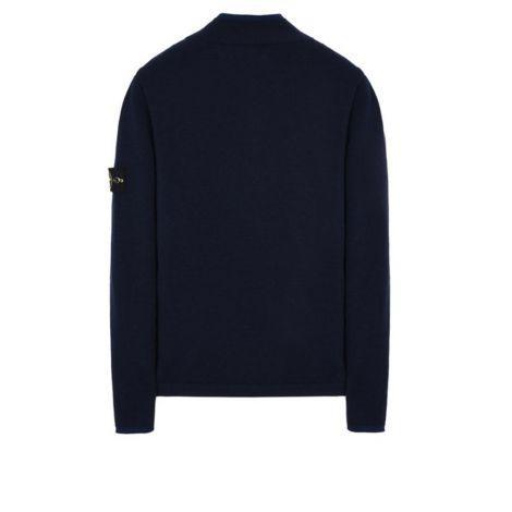 Stone Island Sweatshirt High Neck Mavi #StoneIsland #Sweatshirt #StoneIslandSweatshirt #Erkek #StoneIslandHigh Neck #High Neck