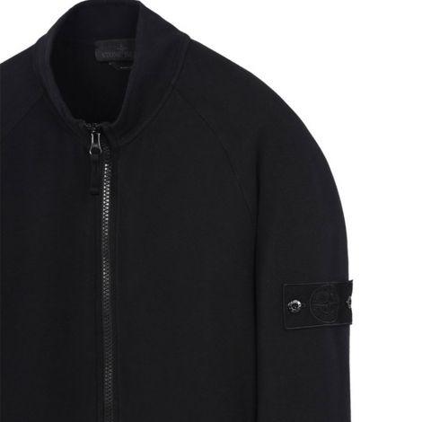 Stone Island Sweatshirt Zip Siyah #StoneIsland #Sweatshirt #StoneIslandSweatshirt #Erkek #StoneIslandZip #Zip