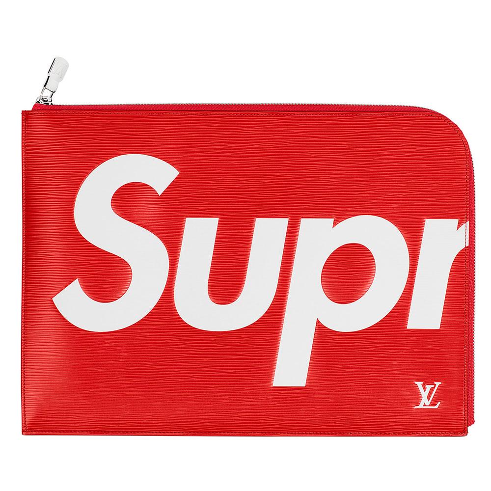 Supreme Louis Vuitton Cüzdan Kırmızı - 3 # | Maslak Outlet #SupremeLouisVuitton #Cüzdan