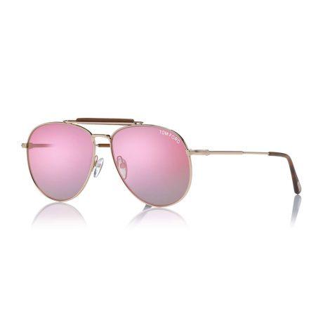 Tom Ford Gözlük Sean Pembe #TomFord #Gözlük #TomFordGözlük #Unisex #TomFordSean #Sean