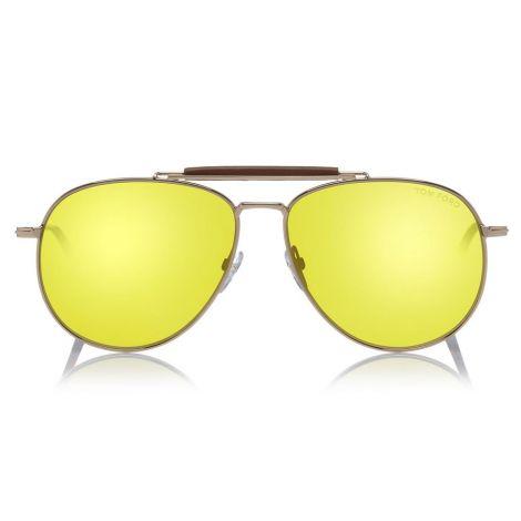 Tom Ford Gözlük Sean Sarı #TomFord #Gözlük #TomFordGözlük #Unisex #TomFordSean #Sean