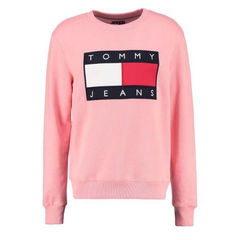 Tommy Hilfiger Sweatshirt 90s Pembe #TommyHilfiger #Sweatshirt #TommyHilfigerSweatshirt #Kadın #TommyHilfiger90s #90s