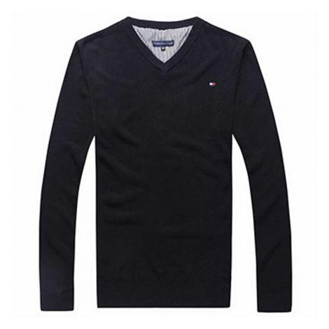Tommy Hilfiger Sweatshirt Siyah #TommyHilfiger #Sweatshirt #TommyHilfigerSweatshirt #Erkek #TommyHilfigertommy #tommy
