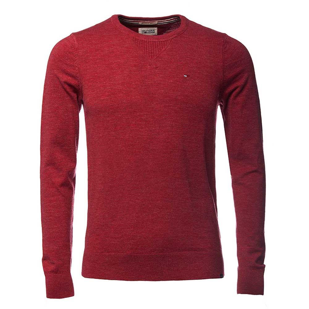 Tommy Hilfiger Sweatshirt Bordo - 4 #Tommy Hilfiger #TommyHilfiger #Sweatshirt