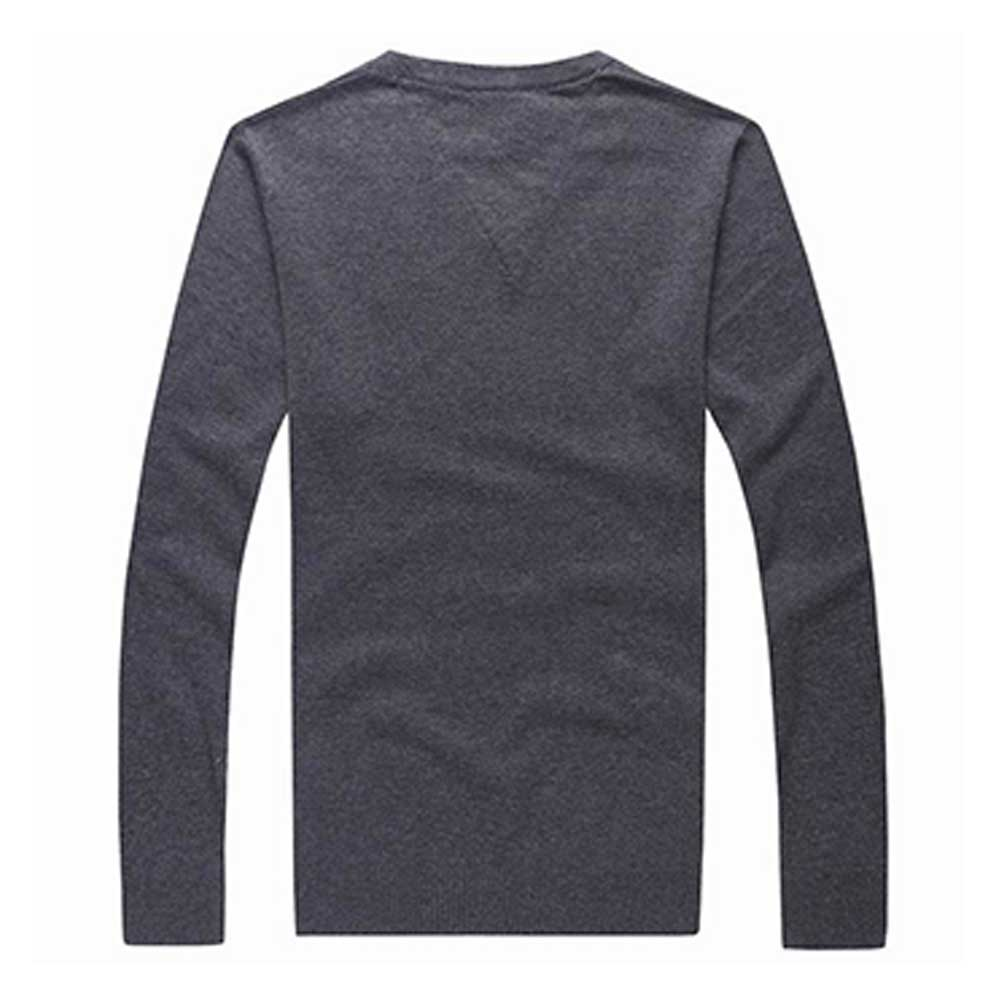 Tommy Hilfiger Sweatshirt Gri - 11 #Tommy Hilfiger #TommyHilfiger #Sweatshirt - 2