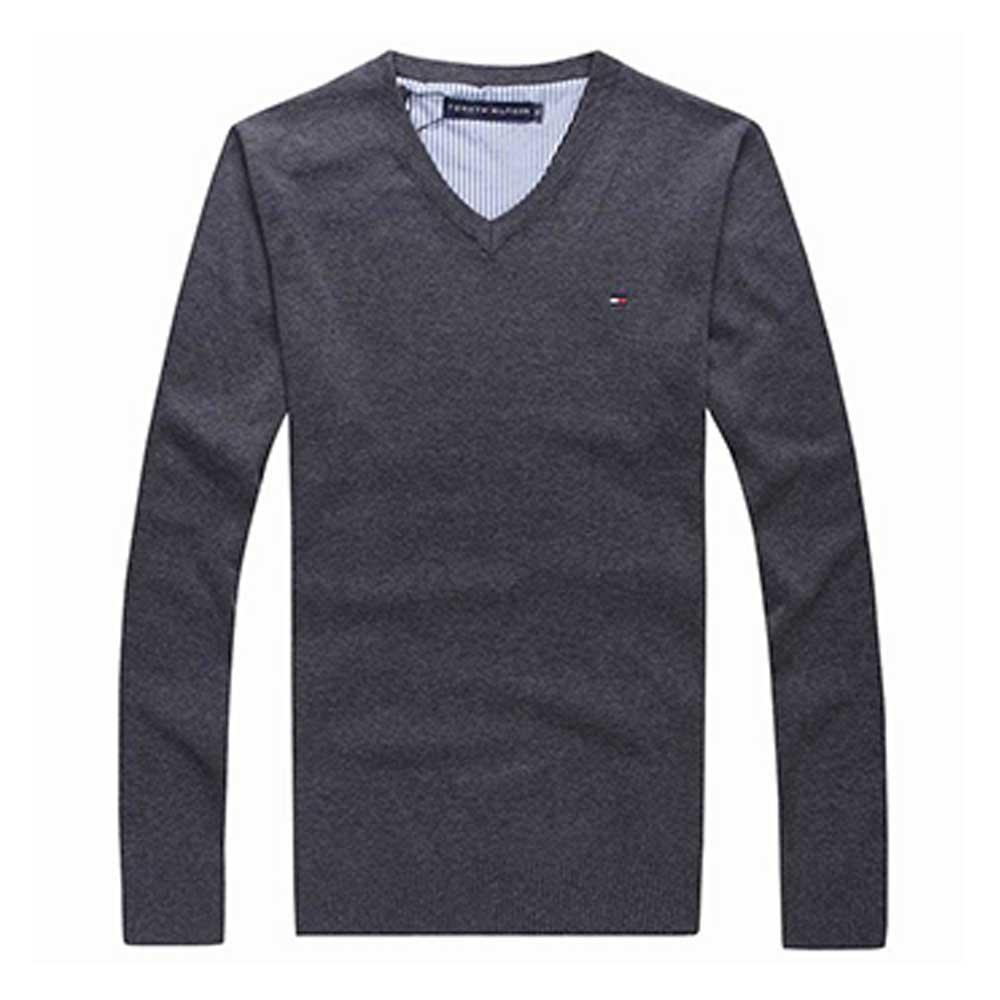 Tommy Hilfiger Sweatshirt Gri - 11 #Tommy Hilfiger #TommyHilfiger #Sweatshirt