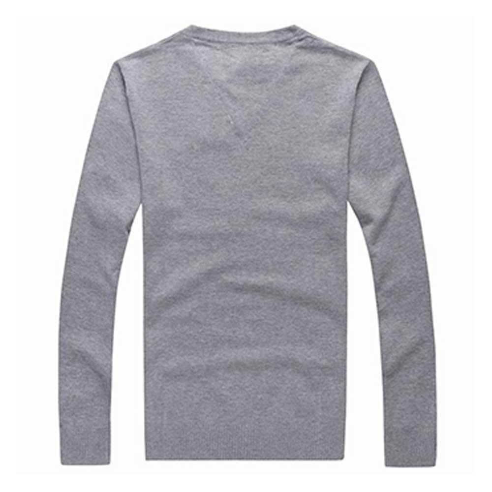 Tommy Hilfiger Sweatshirt Gri - 12 #Tommy Hilfiger #TommyHilfiger #Sweatshirt - 2
