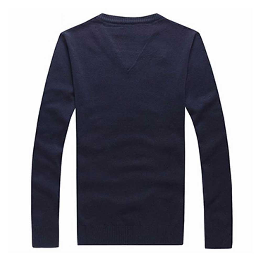 Tommy Hilfiger Sweatshirt Lacivert - 13 #Tommy Hilfiger #TommyHilfiger #Sweatshirt - 2