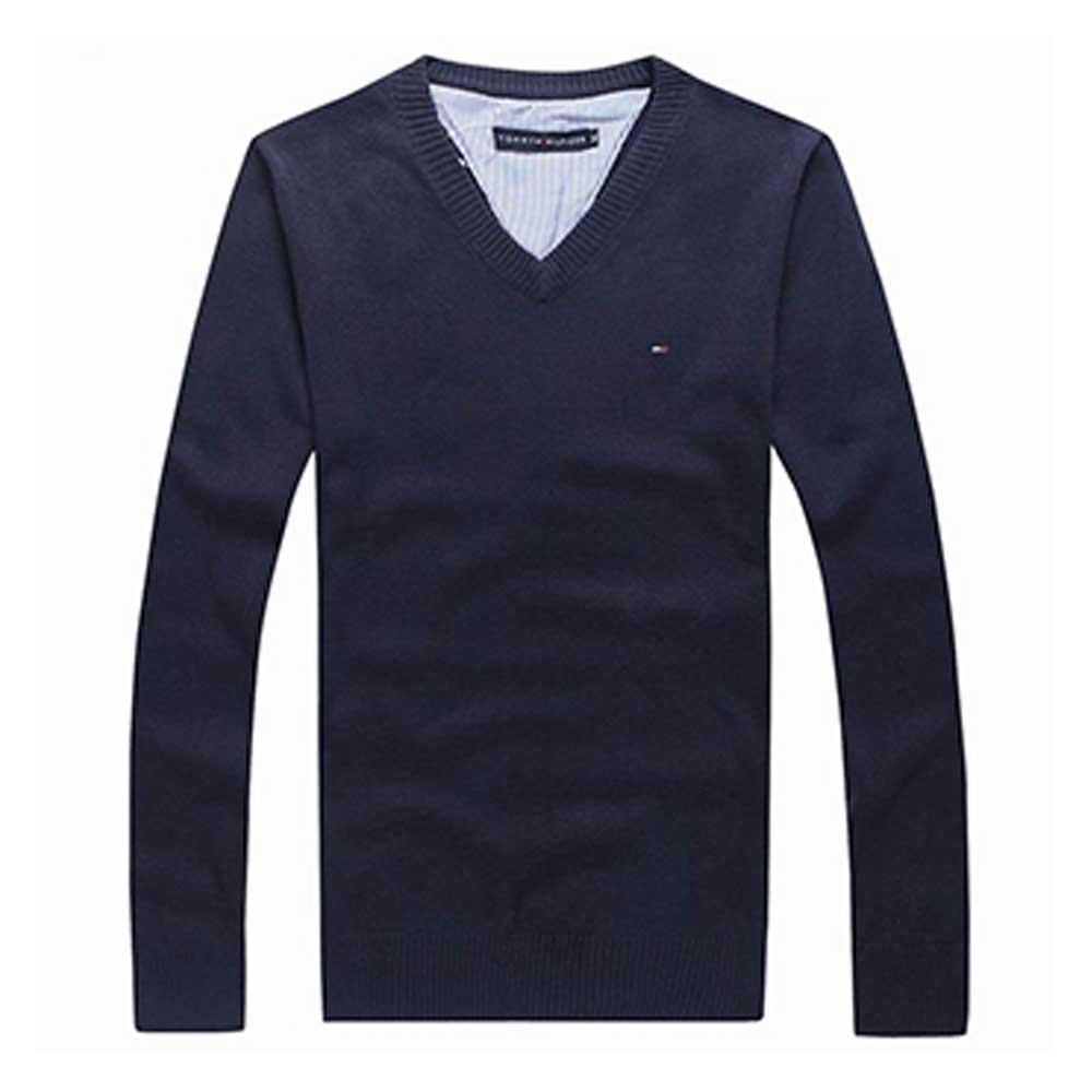 Tommy Hilfiger Sweatshirt Lacivert - 13 #Tommy Hilfiger #TommyHilfiger #Sweatshirt