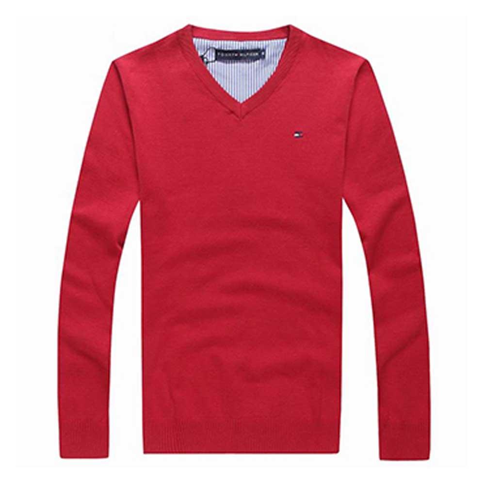 Tommy Hilfiger Sweatshirt Kırmızı - 14 #Tommy Hilfiger #TommyHilfiger #Sweatshirt