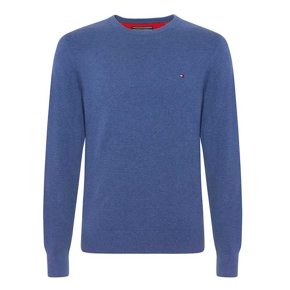 Tommy Hilfiger Sweatshirt Mavi - 16 #Tommy Hilfiger #TommyHilfiger #Sweatshirt