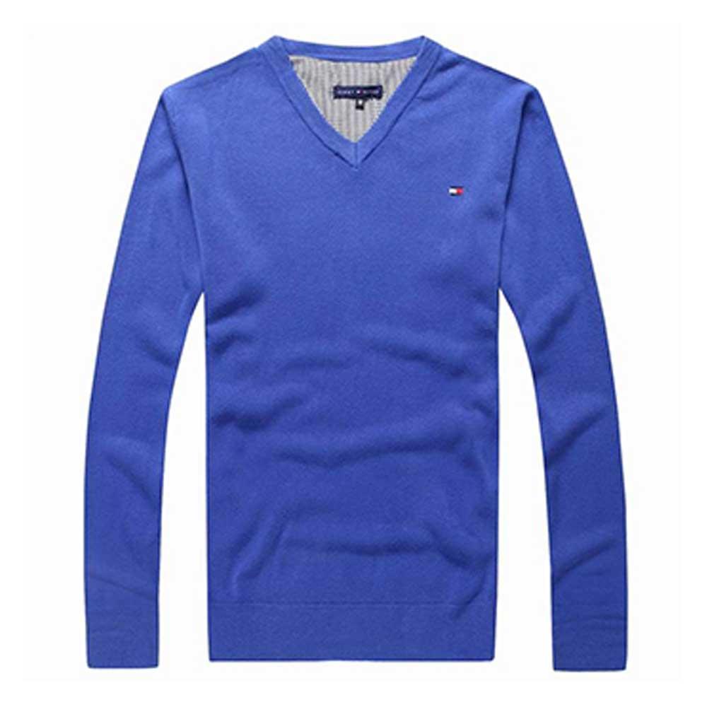 Tommy Hilfiger Sweatshirt Mavi - 6 #Tommy Hilfiger #TommyHilfiger #Sweatshirt