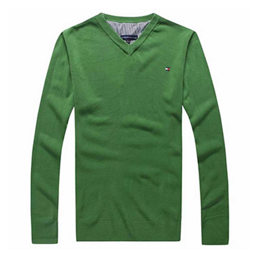 Tommy Hilfiger Sweatshirt Yeşil - 7 #Tommy Hilfiger #TommyHilfiger #Sweatshirt
