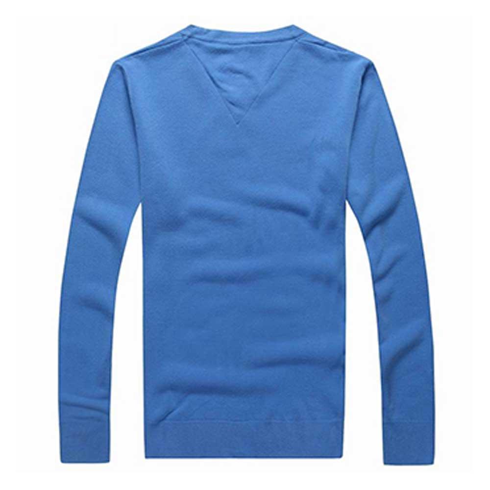 Tommy Hilfiger Sweatshirt A.Mavi - 8 #Tommy Hilfiger #TommyHilfiger #Sweatshirt - 2