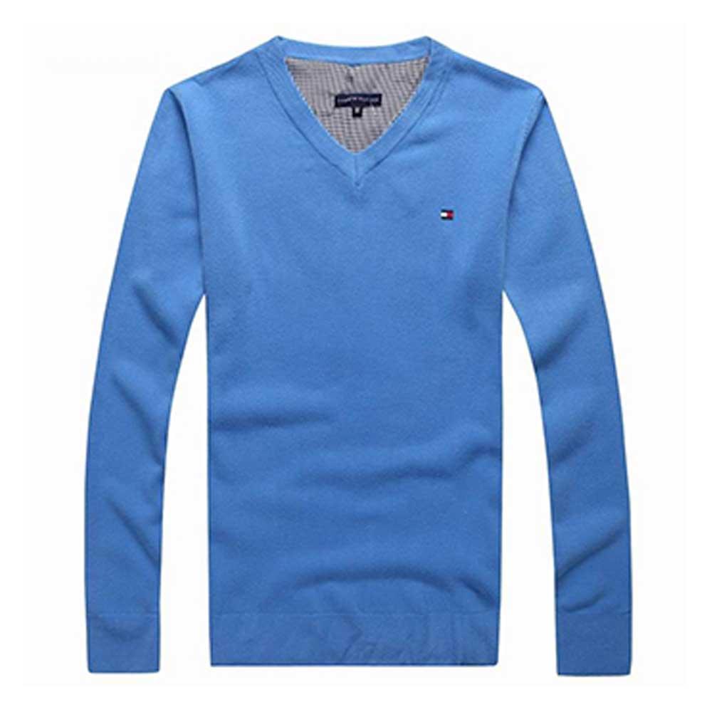 Tommy Hilfiger Sweatshirt A.Mavi - 8 #Tommy Hilfiger #TommyHilfiger #Sweatshirt