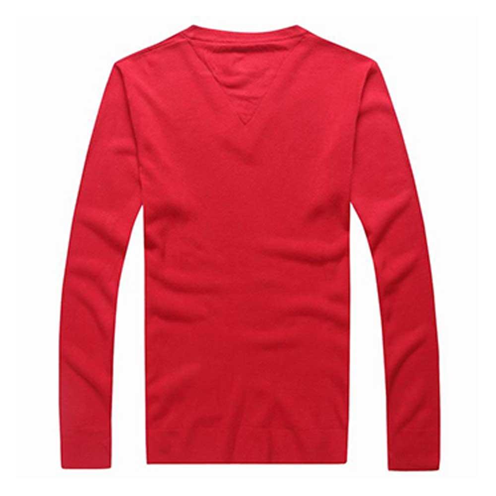 Tommy Hilfiger Sweatshirt Kırmızı - 9 #Tommy Hilfiger #TommyHilfiger #Sweatshirt - 2