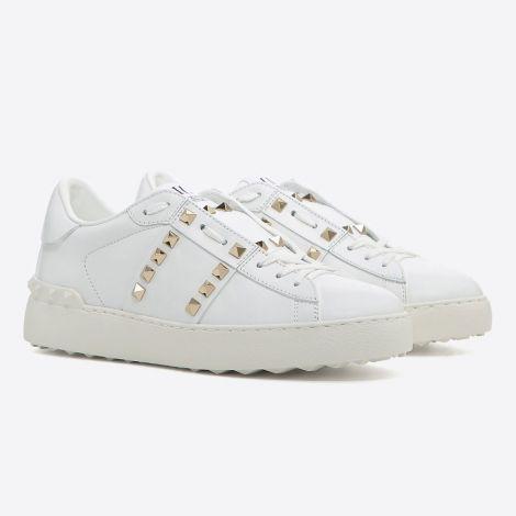 Valentino Ayakkabı Rockstud Beyaz #Valentino #Ayakkabı #ValentinoAyakkabı #Unisex #ValentinoRockstud #Rockstud