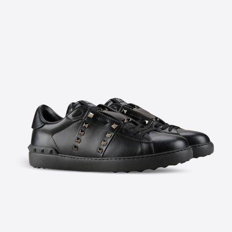 Valentino Ayakkabı Rockstud Siyah #Valentino #Ayakkabı #ValentinoAyakkabı #Unisex #ValentinoRockstud #Rockstud