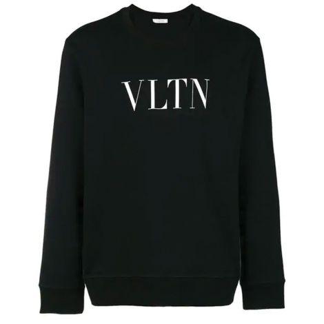 Valentino Sweatshirt VLTN Siyah #Valentino #Sweatshirt #ValentinoSweatshirt #Erkek #ValentinoVLTN #VLTN