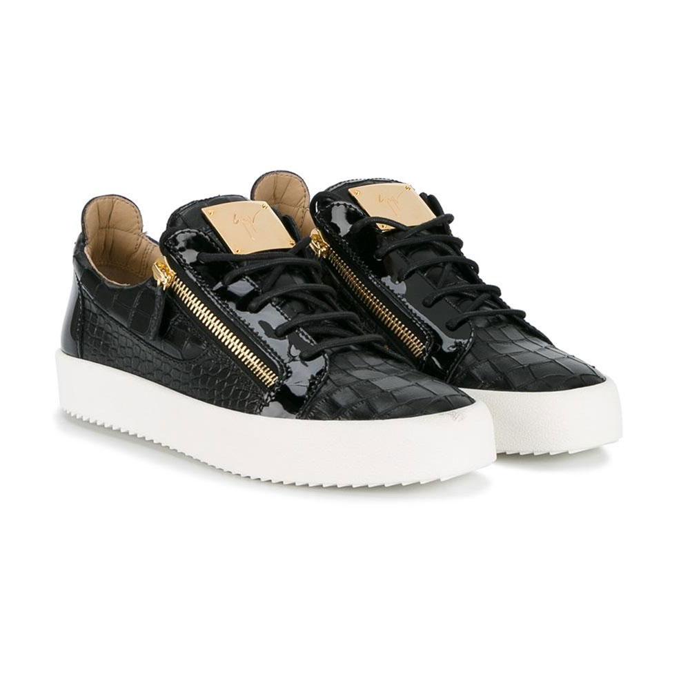 Giuseppe Zanotti Frankie Ayakkabı Siyah - 3 #Giuseppe Zanotti #GiuseppeZanottiFrankie #Ayakkabı - 2