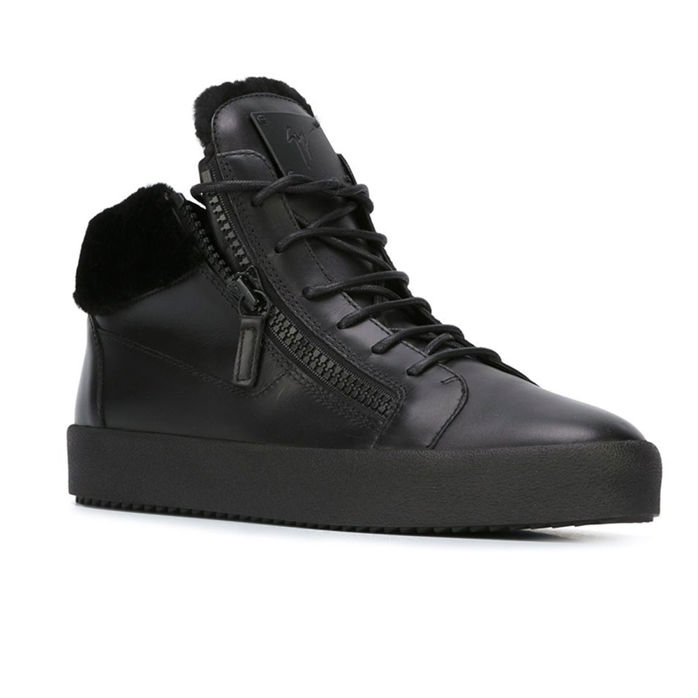 Giuseppe Zanotti Kriss Ayakkabı Siyah - 2 #Giuseppe Zanotti #GiuseppeZanottiKriss #Ayakkabı - 2