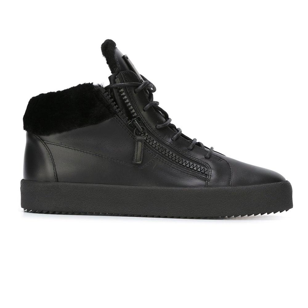 Giuseppe Zanotti Kriss Ayakkabı Siyah - 2 #Giuseppe Zanotti #GiuseppeZanottiKriss #Ayakkabı