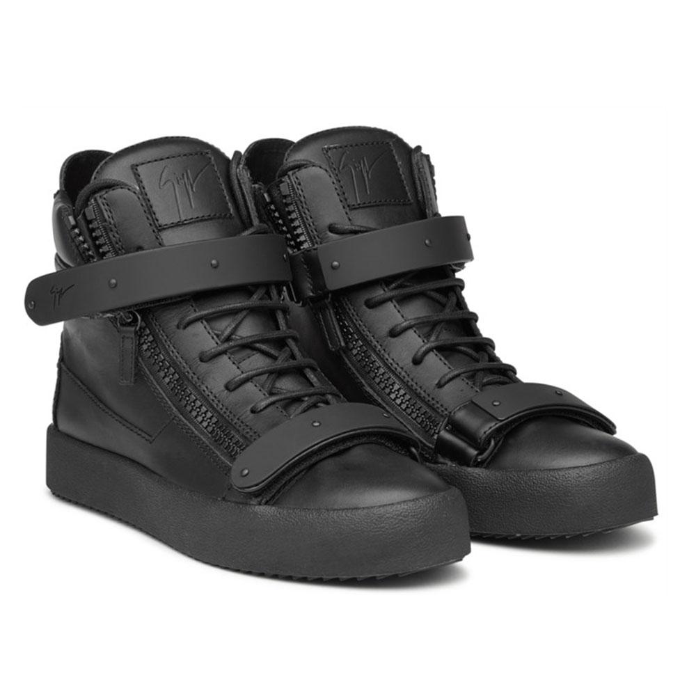 Giuseppe Zanotti Taylor Ayakkabı Siyah - 1 #Giuseppe Zanotti #GiuseppeZanottiTaylor #Ayakkabı - 2